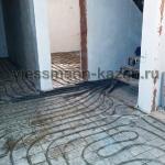 Реализованный проект отопление, вода, внутренняя канализация в поселке Каипы