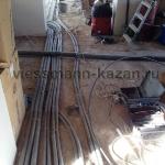 Подключение канализации в доме