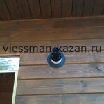Монтаж отопления для дома из бруса
