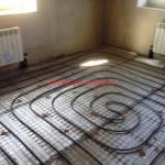 Отопление частного дома пос. Салмачи