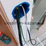 Монтаж теплого пола Electrolux